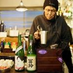 ルリヲンで日本酒Bar 第三杯目