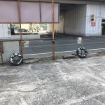 進化系ルリヲン◎駐車場