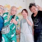 theご来店〇福岡の白いカレー専門店PROUDさんがルリヲンの白いカレーを食べに♪